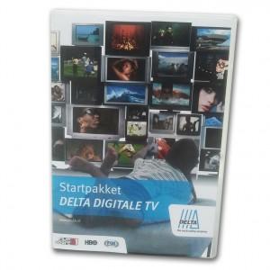 Startpakket Delta digitale TV